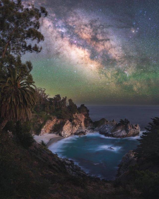 У мережі показали найкращі фото Чумацького Шляху за версією Capture the Atlas - фото 461417