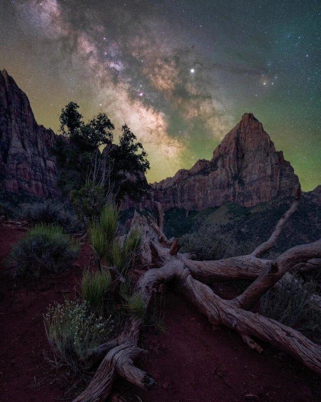 У мережі показали найкращі фото Чумацького Шляху за версією Capture the Atlas - фото 461421