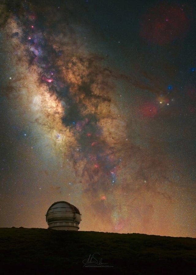 У мережі показали найкращі фото Чумацького Шляху за версією Capture the Atlas - фото 461424