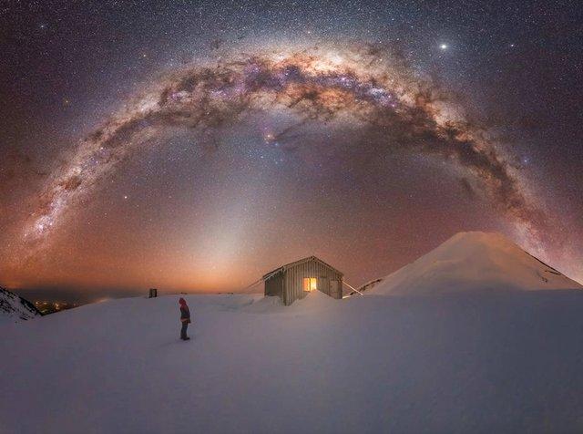 У мережі показали найкращі фото Чумацького Шляху за версією Capture the Atlas - фото 461425