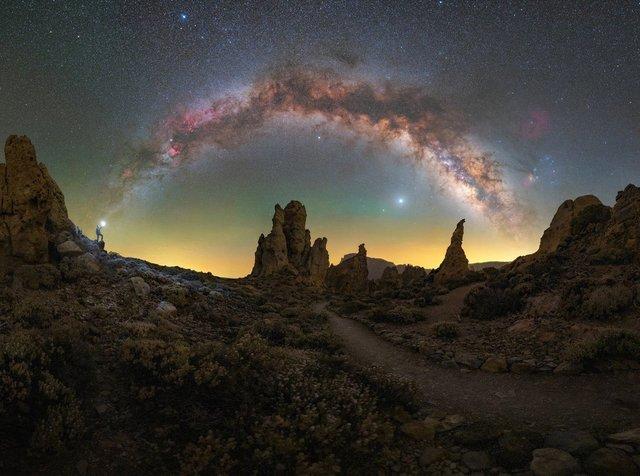 У мережі показали найкращі фото Чумацького Шляху за версією Capture the Atlas - фото 461426
