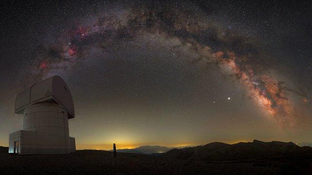 У мережі показали найкращі фото Чумацького Шляху за версією Capture the Atlas - фото 461428