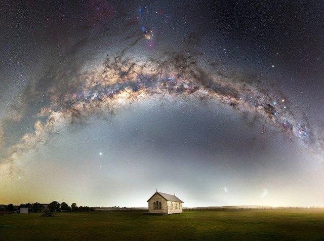 У мережі показали найкращі фото Чумацького Шляху за версією Capture the Atlas - фото 461429