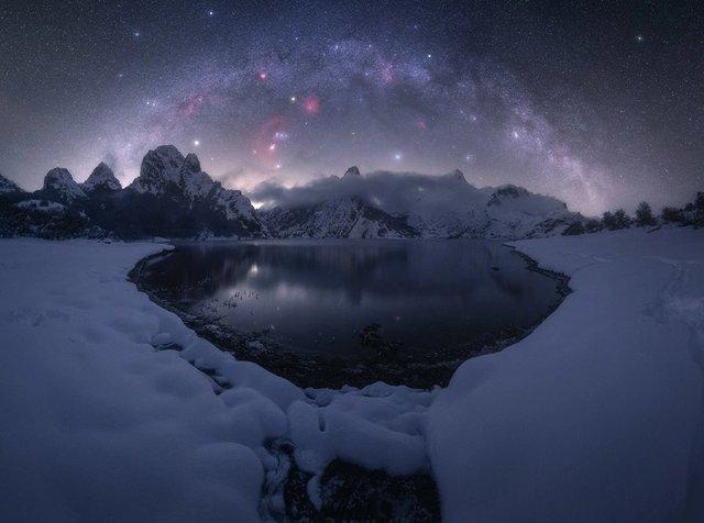 У мережі показали найкращі фото Чумацького Шляху за версією Capture the Atlas - фото 461430