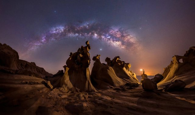 У мережі показали найкращі фото Чумацького Шляху за версією Capture the Atlas - фото 461433