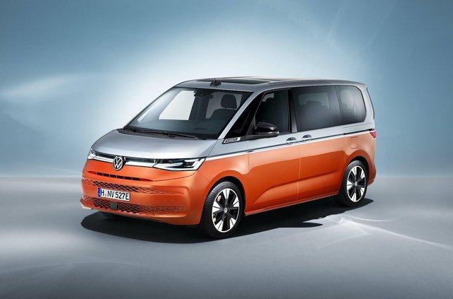 Volkswagen представив Multivan T7 з салоном-трансформером та іншими фішками - фото 462981