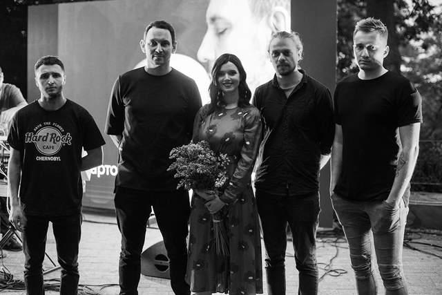 Друга Ріка та Юра Самовілов. Гуртом записали саундтрек до 'Я, Ніна' - фото 347755