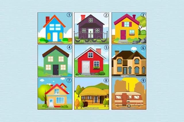 Швидкий тест на особистість: оберіть дім на картинці і дізнайтесь про себе більше - фото 427188