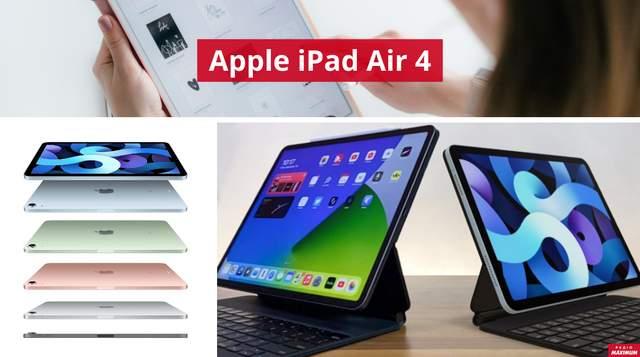 Лучший планшет для студентов и школьников: iPad Air 4 поколения - фото 432471
