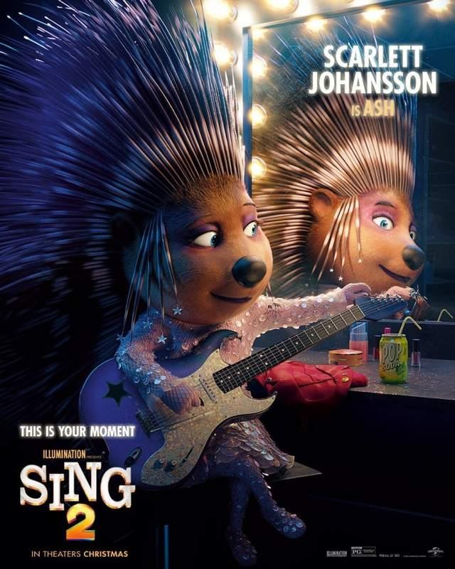 Співай 2: Universal показала героїв мультика і анонсувала трейлер - фото 464883