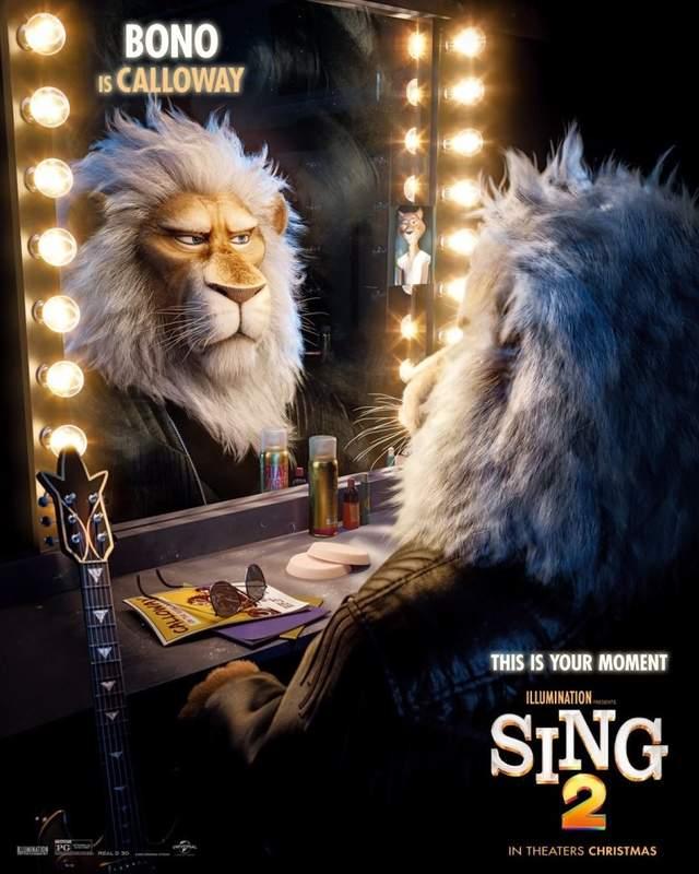 Співай 2: Universal показала героїв мультика і анонсувала трейлер - фото 464884