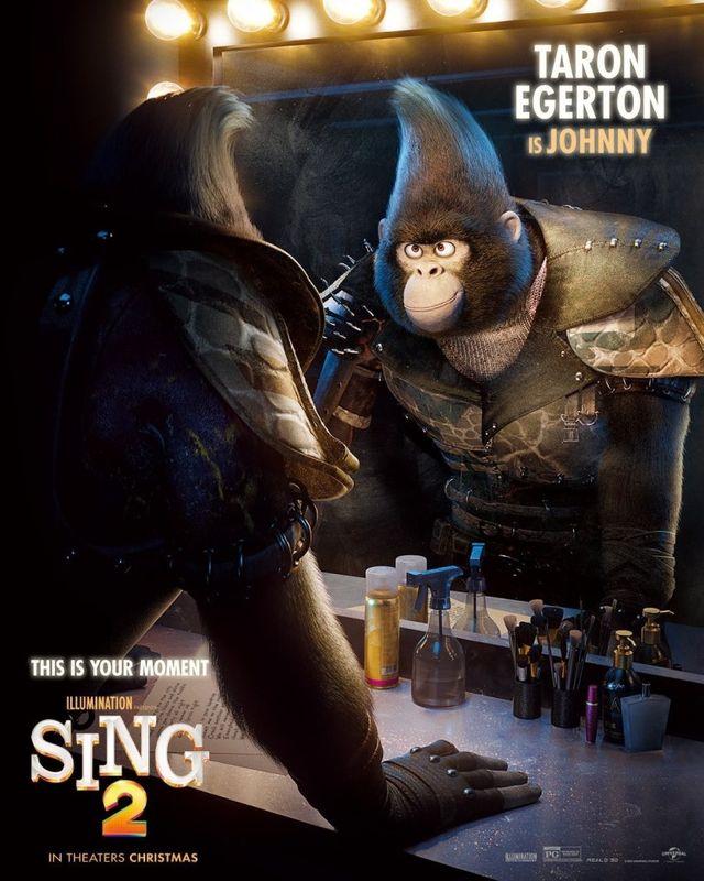 Співай 2: Universal показала героїв мультика і анонсувала трейлер - фото 464885