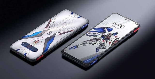 Ще швидший і крутіший: Xiaomi представила ігровий Black Shark 4S Pro - фото 480725